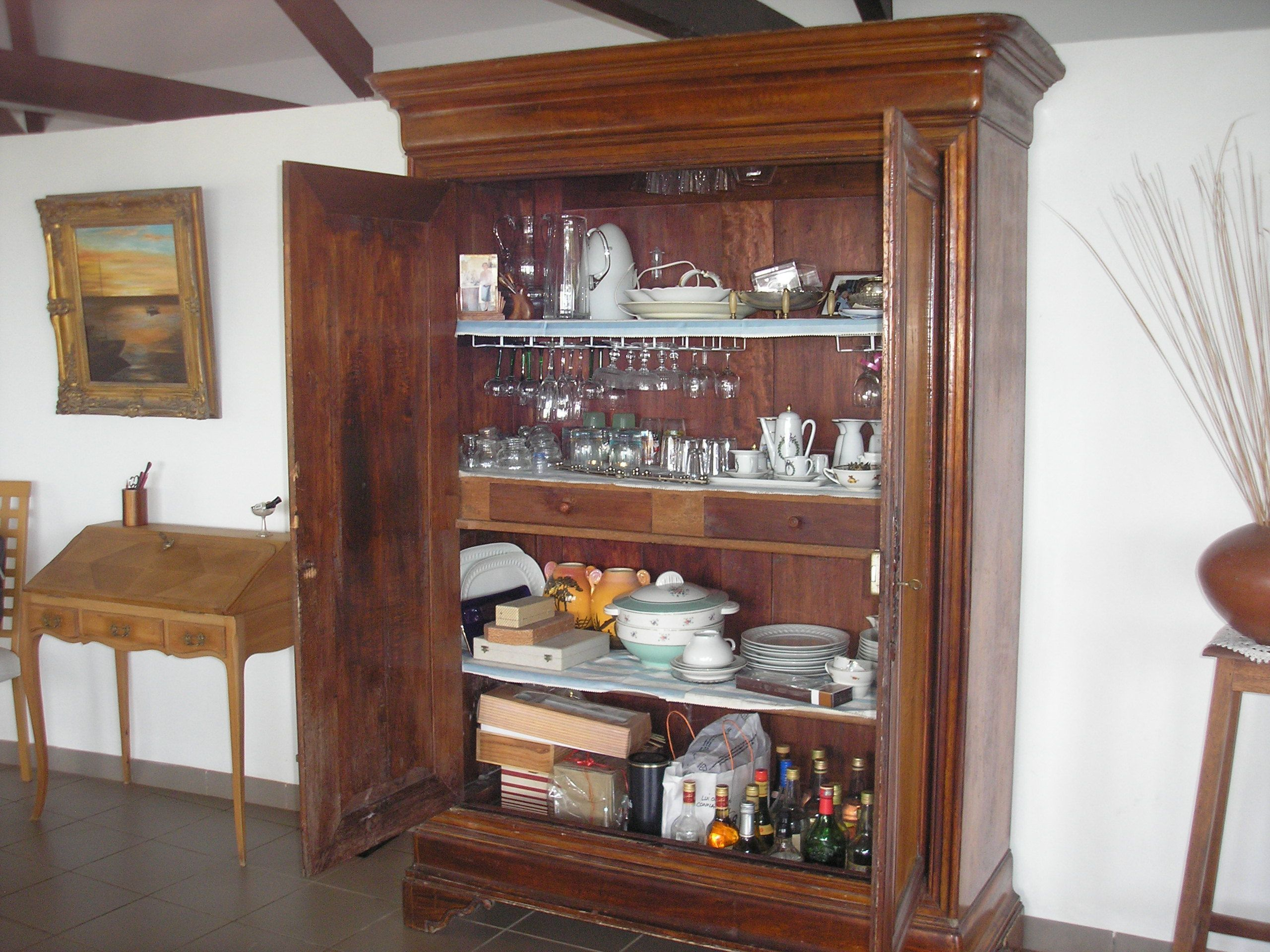 Caused partmeubles vendre - Meubles style colonial ...